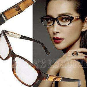 GUCCI Eyeglasses 3673 0WR9 Brown Havana 53 MM